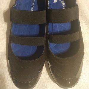 Adrienne Vittadini Sport Slip On Shoes Barke 8.5